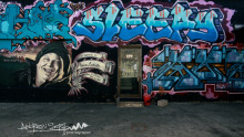 Sleepy Graffiti