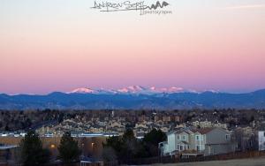 Mt. Evans Sunrise