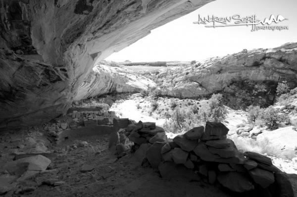 Cold Springs Cave Kiva