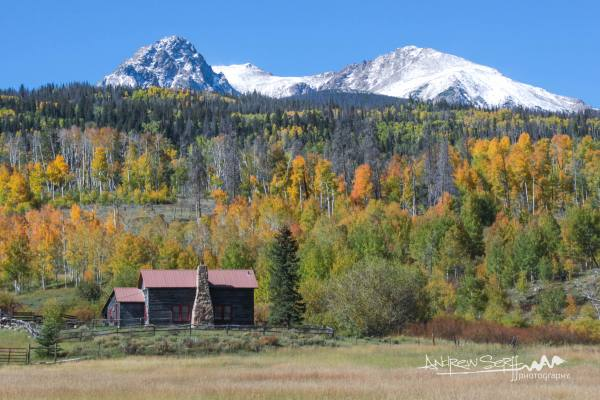 Fall in Summit County